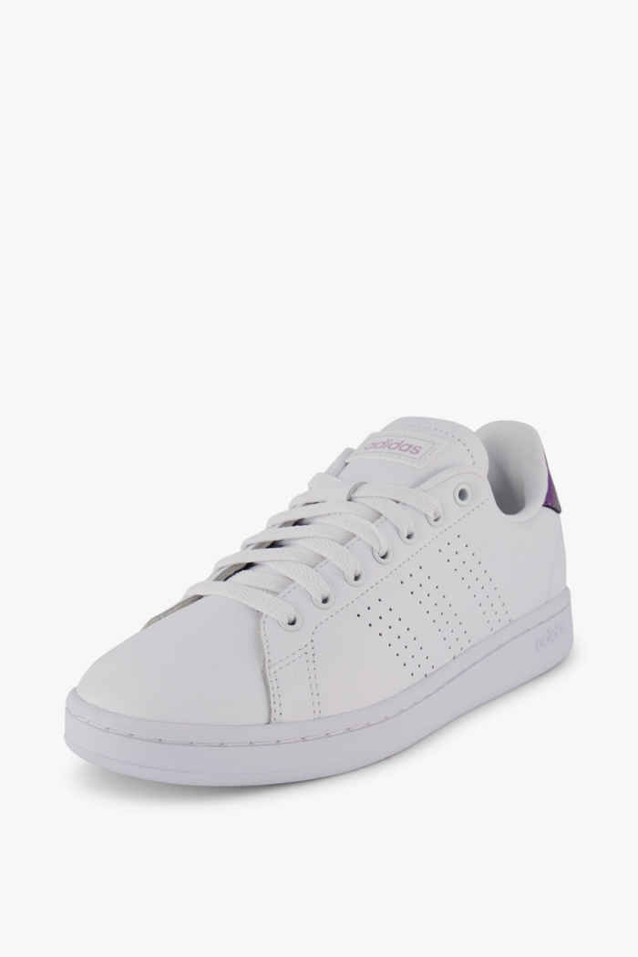 adidas Performance Advantage Damen Sneaker 1