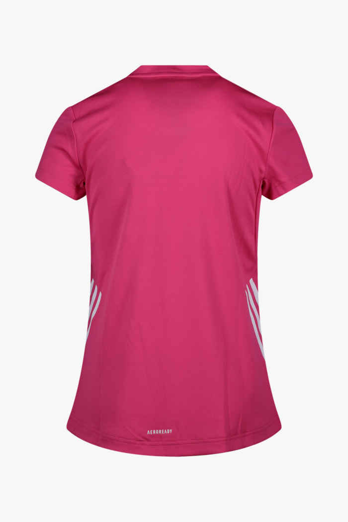 adidas Performance Aeroready 3S Mädchen T-Shirt 2