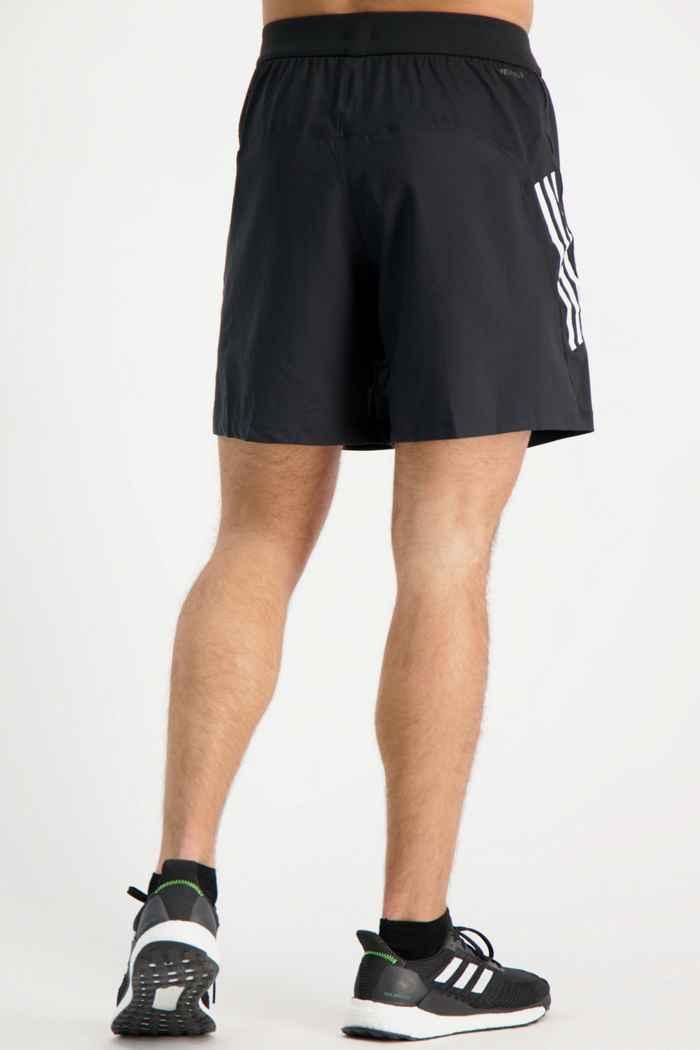 adidas Performance Aeroready 3S Slim Herren Short 2
