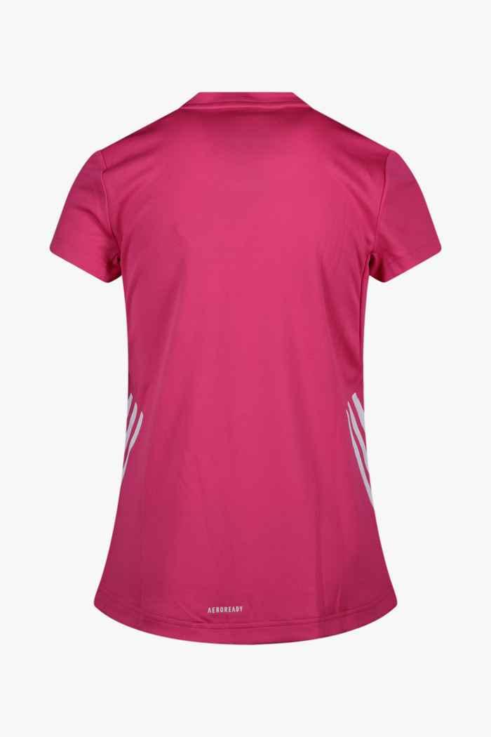 adidas Performance Aeroready 3S t-shirt filles 2