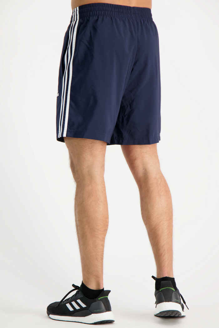 adidas Performance Aeroready Essentials Chelsea 3S Herren Short Farbe Navyblau 2