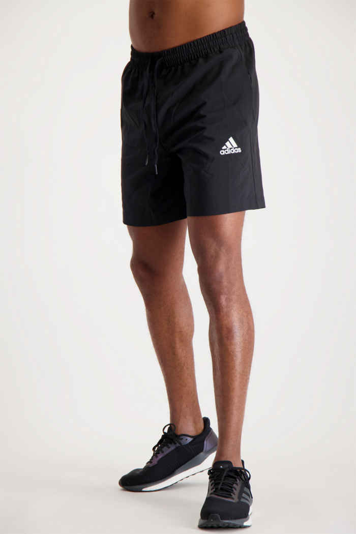 adidas Performance Aeroready Essentials Chelsea Herren Short Farbe Schwarz 1