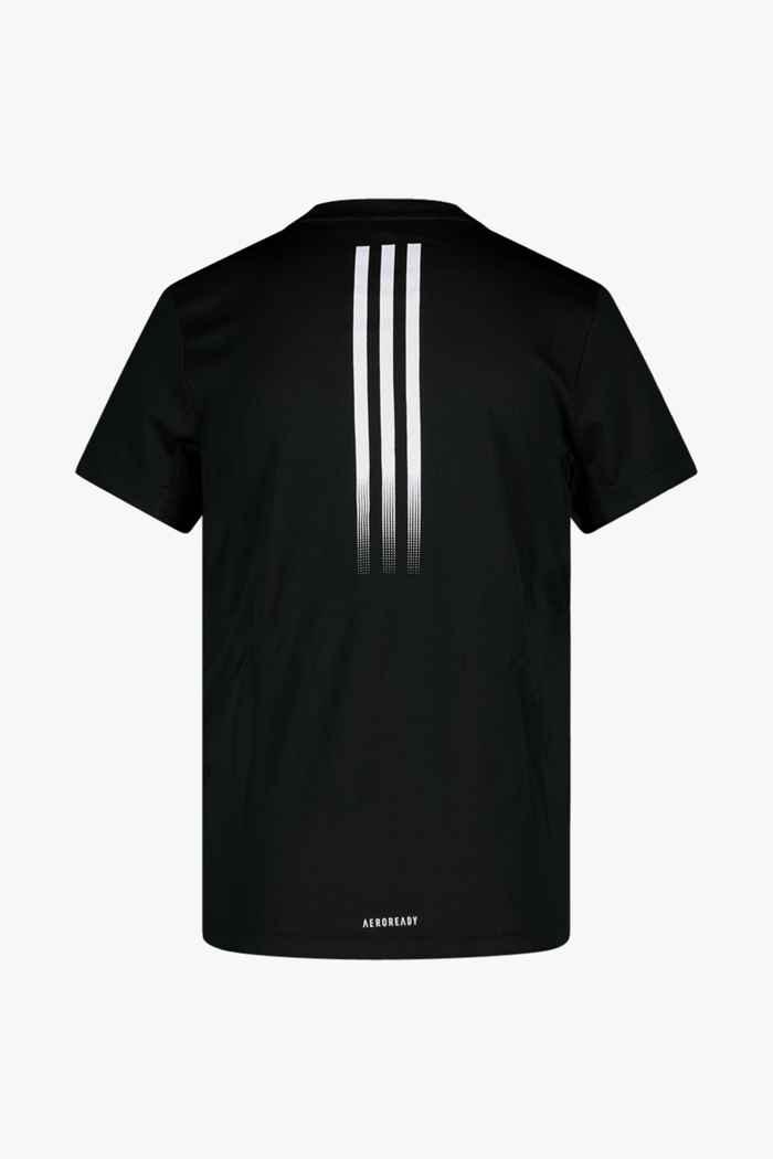 adidas Performance Aeroready Jungen T-Shirt Farbe Schwarz 2