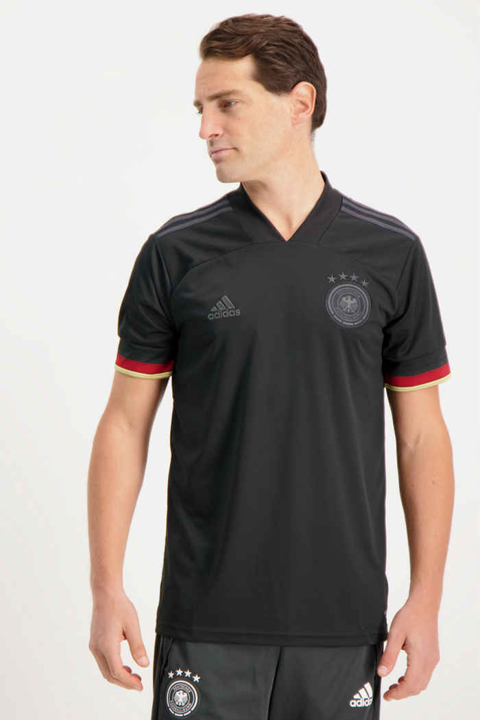 adidas Performance Allemagne Away Replica maillot de football hommes 1