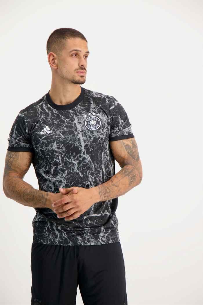 adidas Performance Allemagne Pre Match t-shirt hommes 1