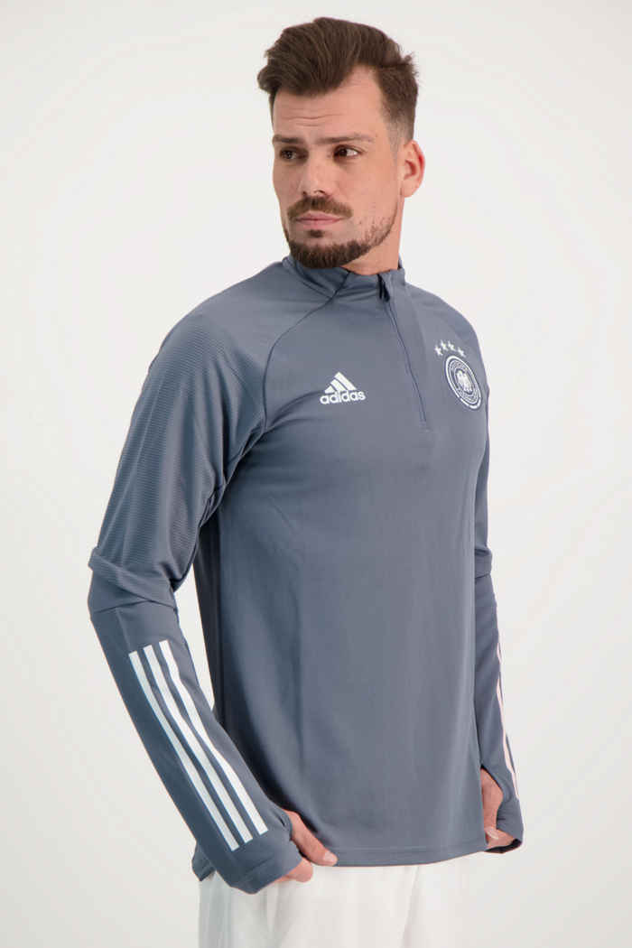 adidas Performance Allemagne Training longsleeve hommes 1