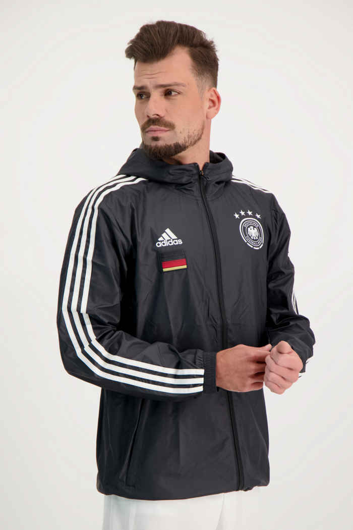 adidas Performance Allemagne veste de sport hommes 1