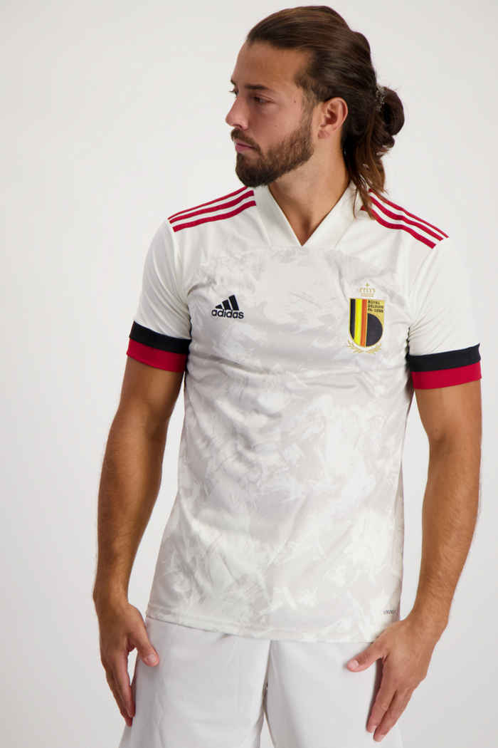 adidas Performance Belgien Away Replica Herren Fussballtrikot 1