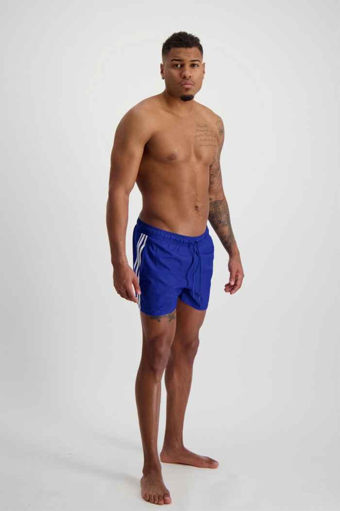 adidas Performance Classic 3S costume da bagno uomo Colore Blu 1