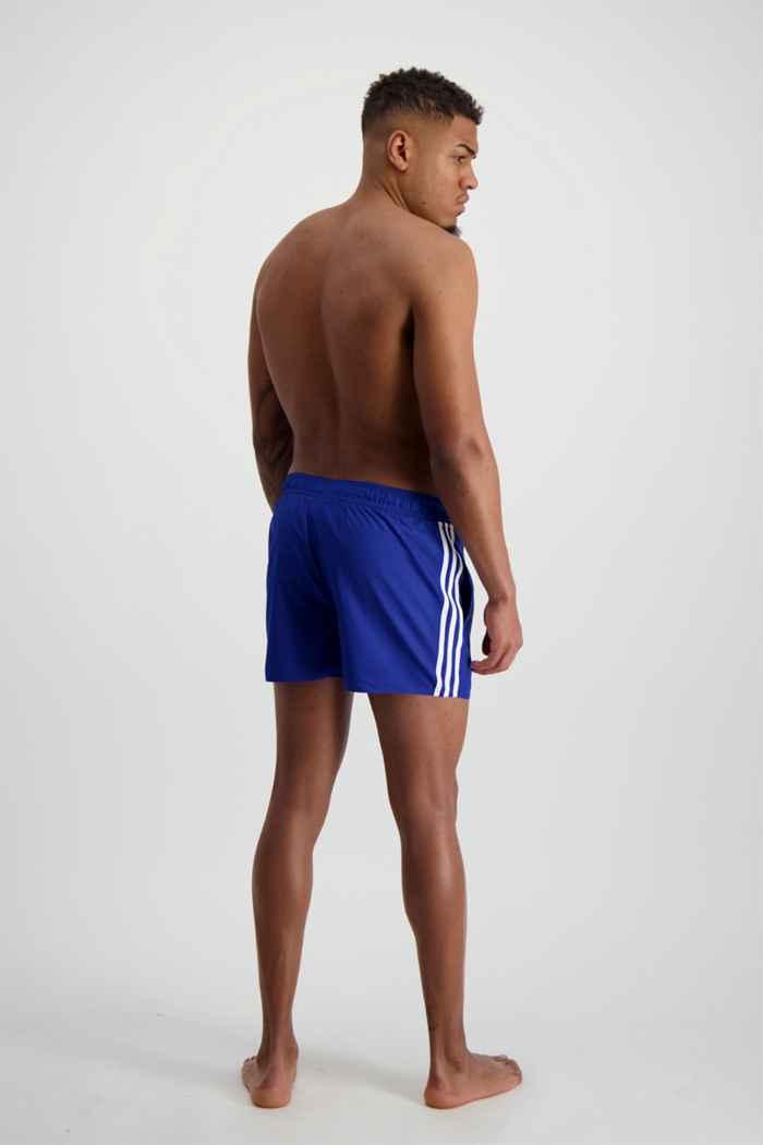 adidas Performance Classic 3S Herren Badeshort Farbe Blau 2