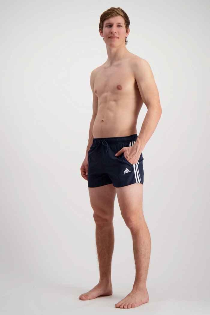 adidas Performance Classic 3S maillot de bain hommes Couleur Bleu navy 1