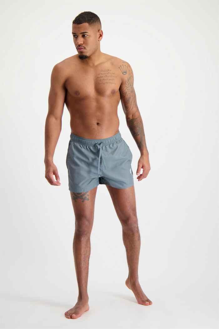 adidas Performance Classic 3S maillot de bain hommes Couleur Gris 1