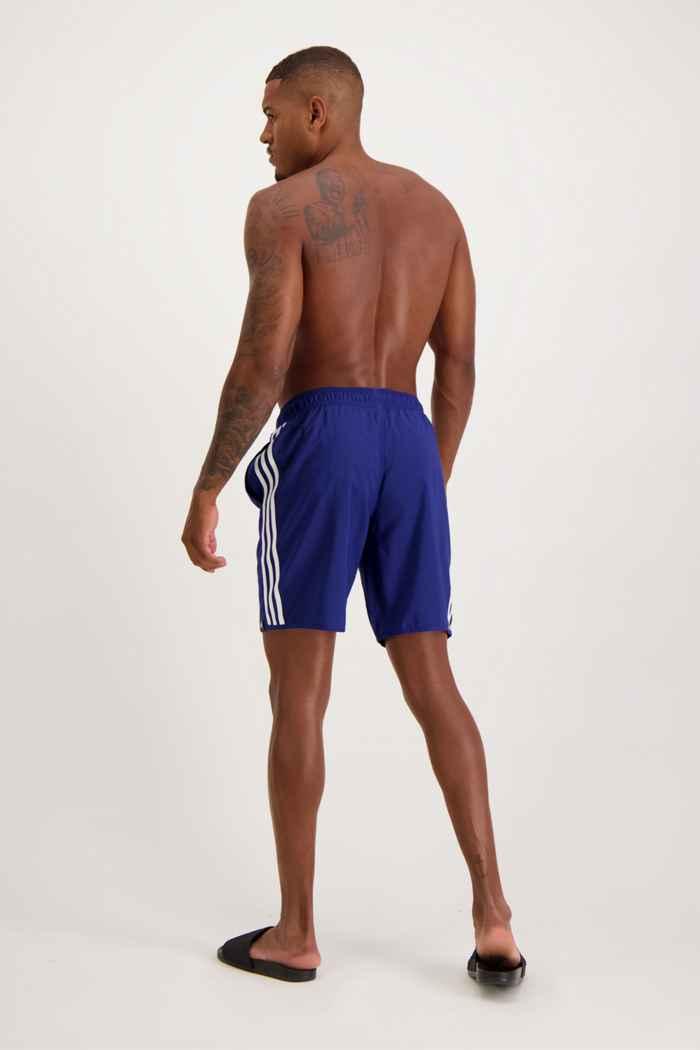 adidas Performance Classic-Length 3S Herren Badeshort Farbe Blau 2