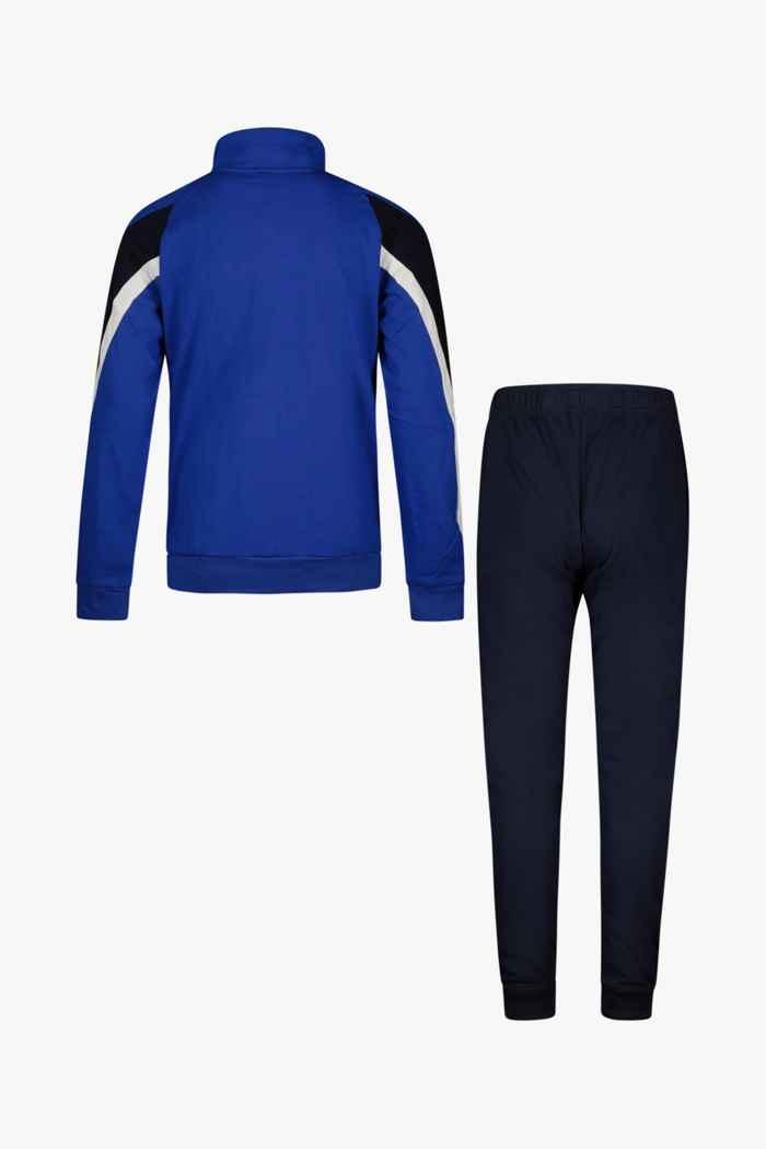 adidas Performance Colorblock Big Badge of Sport Kinder Trainingsanzug 2