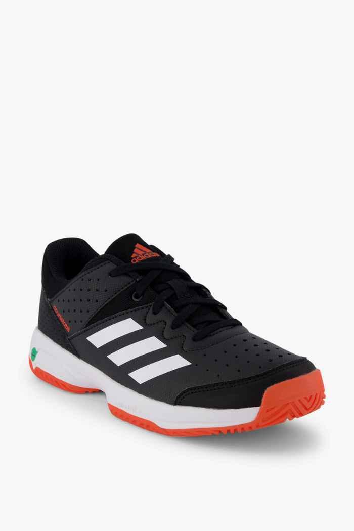 adidas Performance Court Stabil chaussures de salle enfants 1