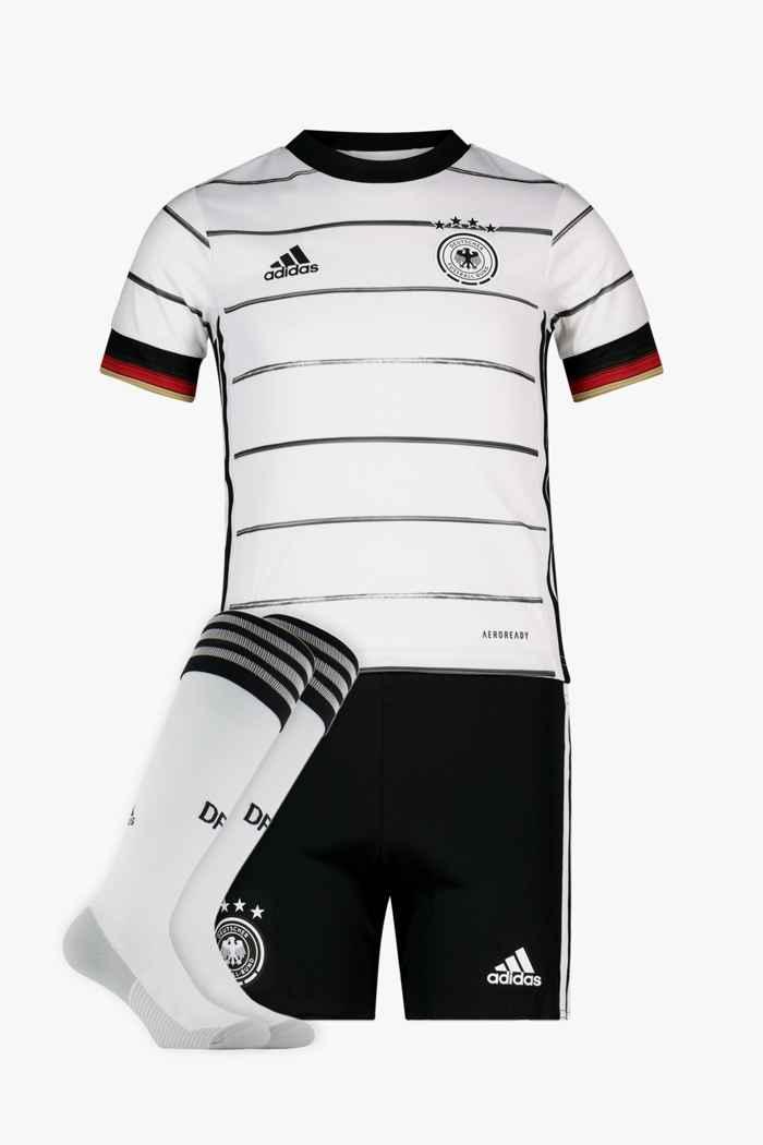 adidas Performance Deutschland Home Replica Mini Kinder Fussballset 1