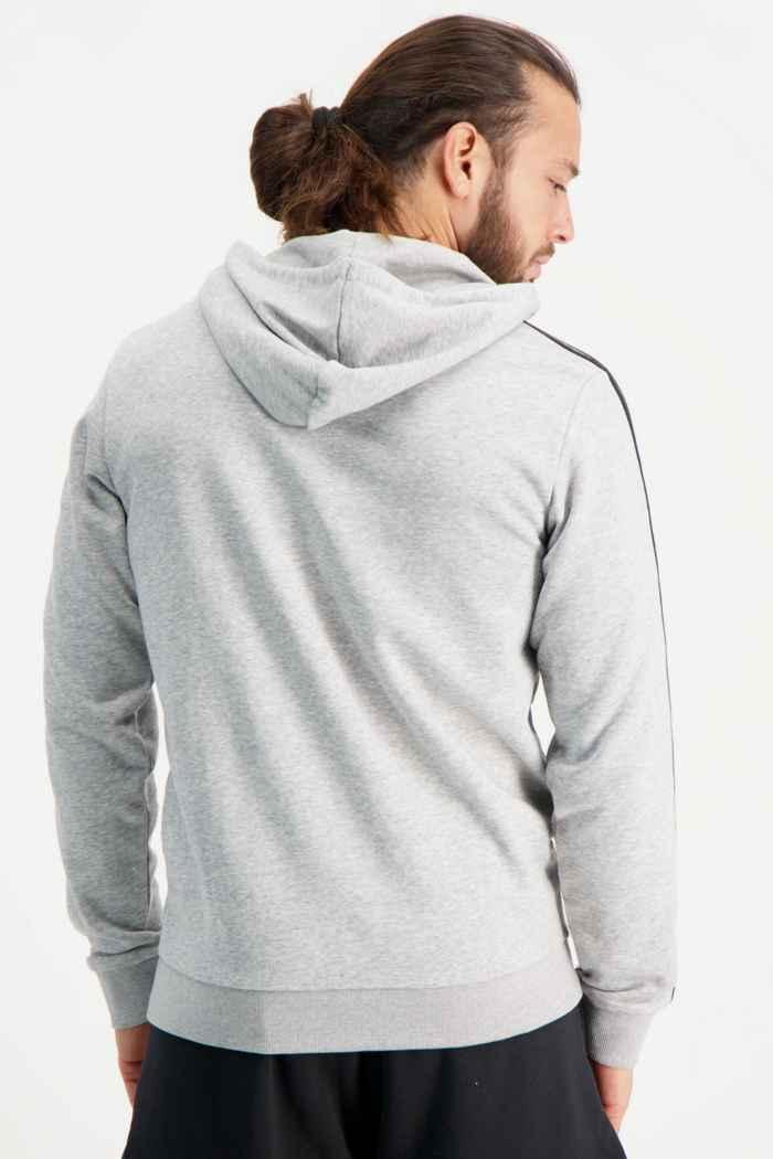 adidas Performance Essentials 3S veste de sport hommes Couleur Gris 2