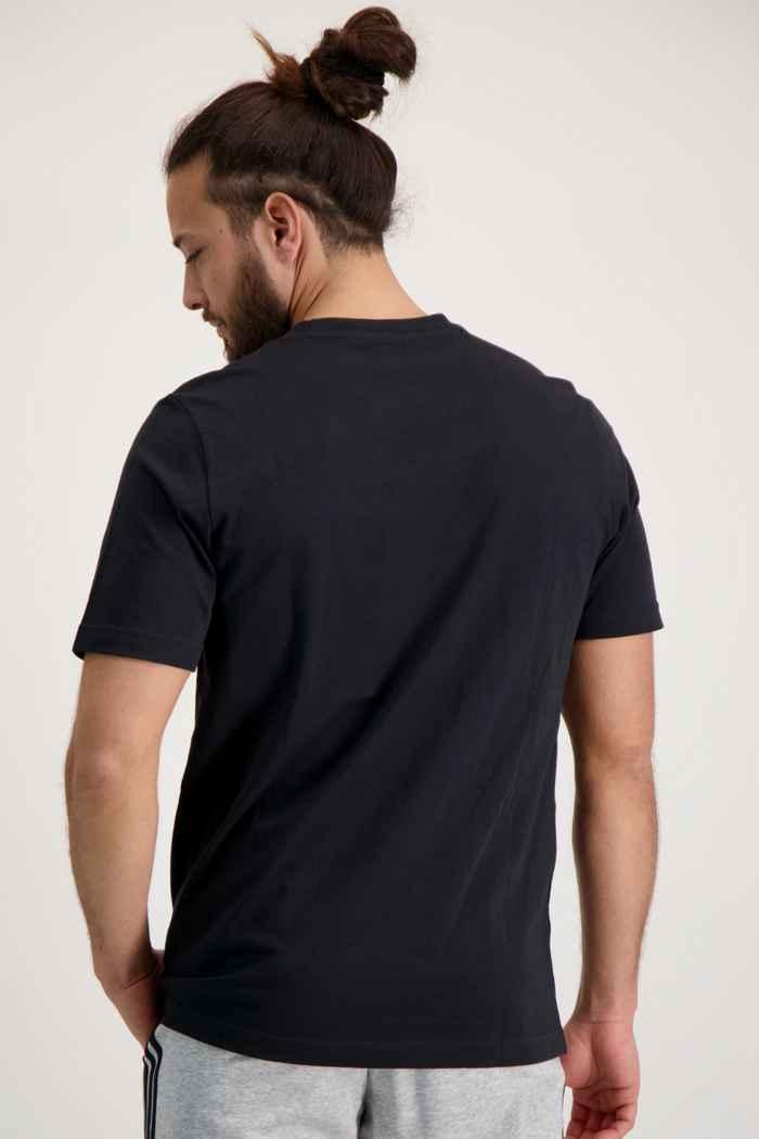 adidas Performance Essentials Big Logo Herren T-Shirt Farbe Schwarz 2