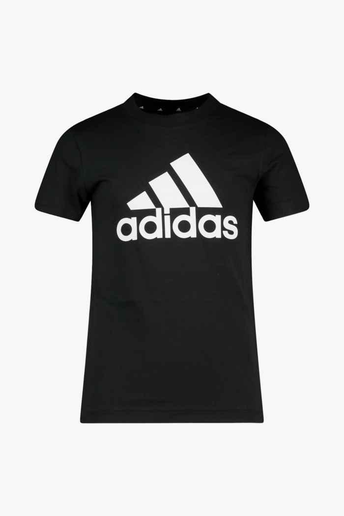 adidas Performance Essentials Big Logo Kinder T-Shirt Farbe Schwarz 1