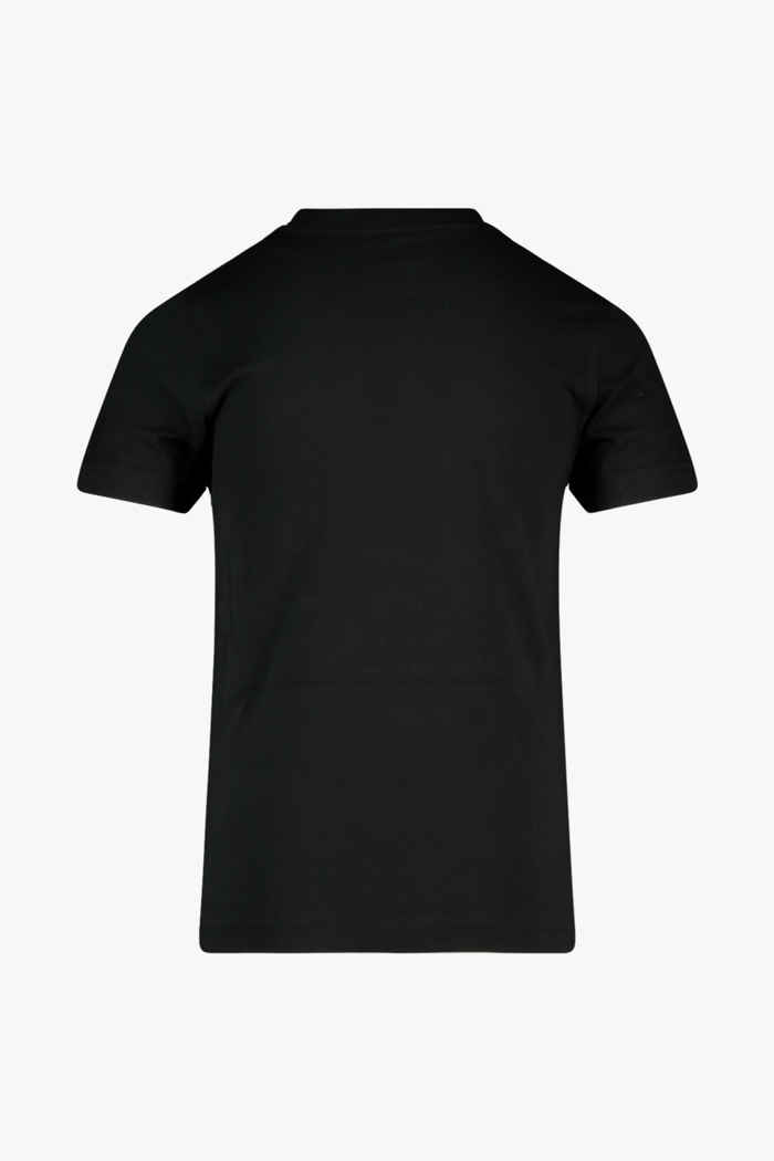 adidas Performance Essentials Big Logo Kinder T-Shirt Farbe Schwarz 2