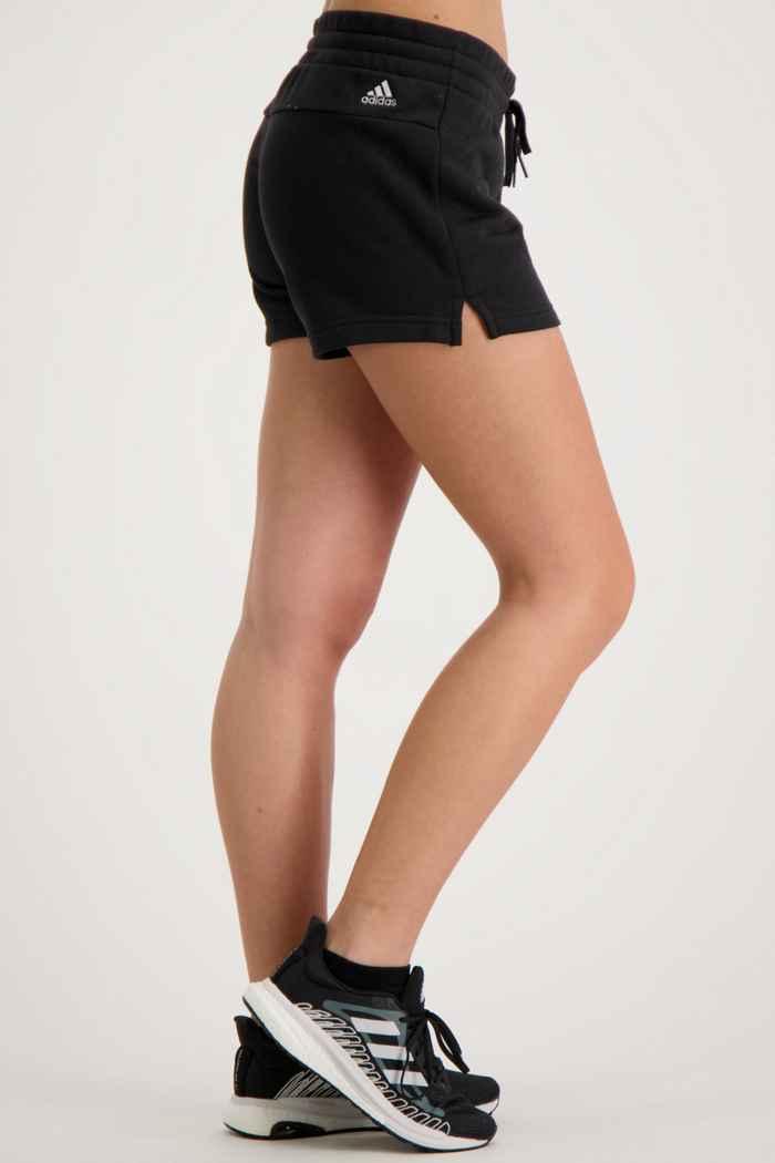 adidas Performance Essentials Slim Logo Damen Short 2