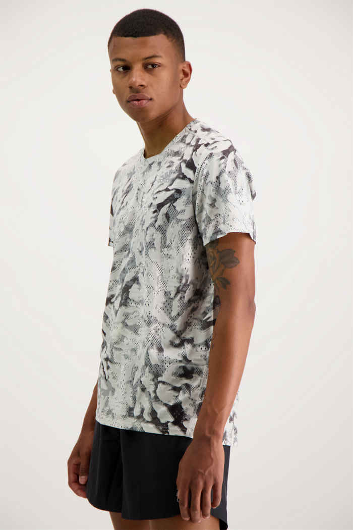 adidas Performance Fast Graphic Primeblue Herren T-Shirt 1