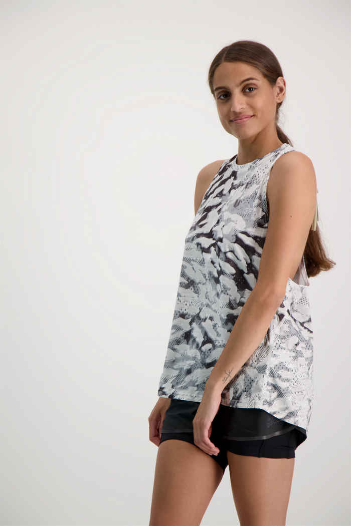 adidas Performance Fast Graphic top femmes 1