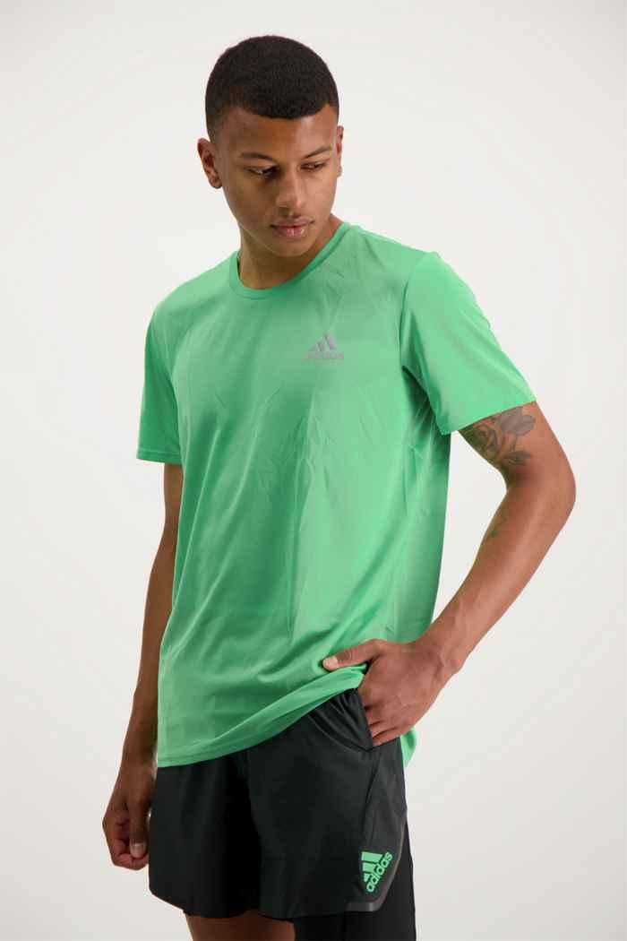 adidas Performance Fast Primeblue t-shirt hommes 1