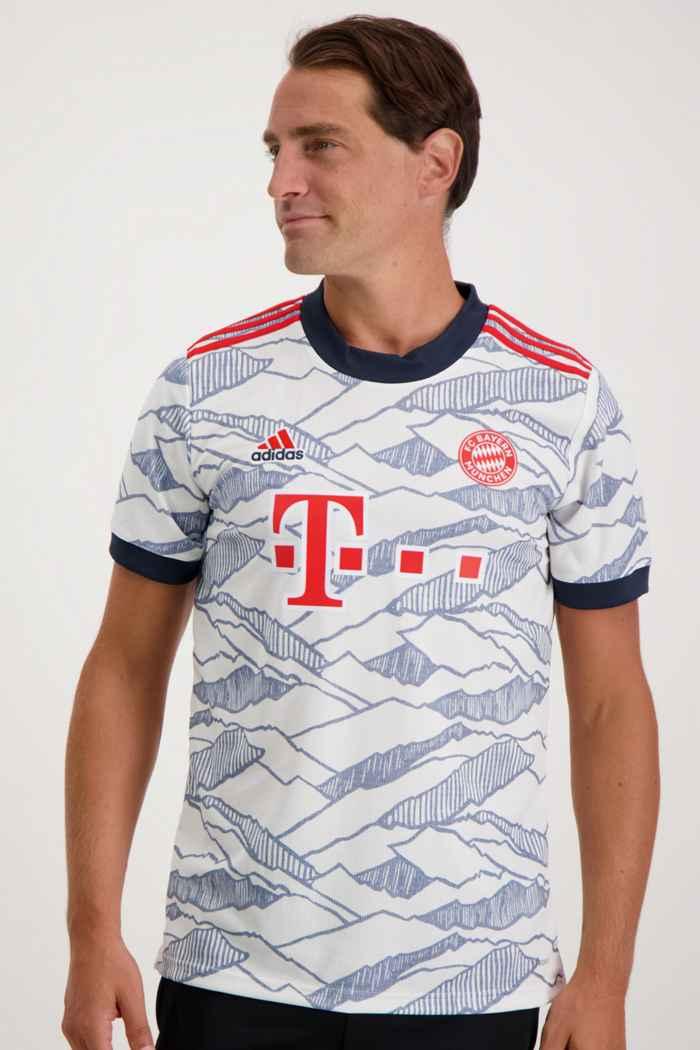 adidas Performance FC Bayern München 3rd Replica maillot de football hommes 1
