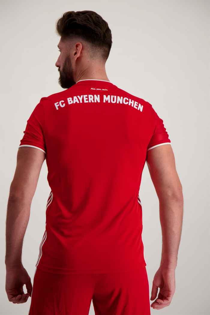 adidas Performance FC Bayern München Home Replica Herren Fussballtrikot 2