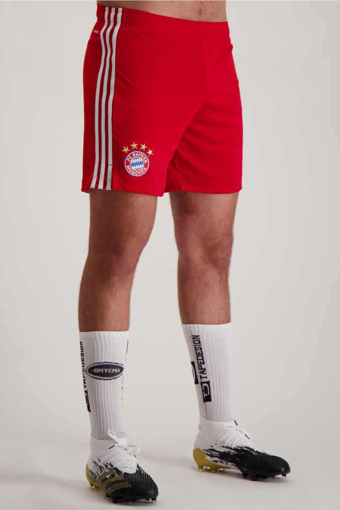 adidas Performance FC Bayern München Home Replica Herren Short 1