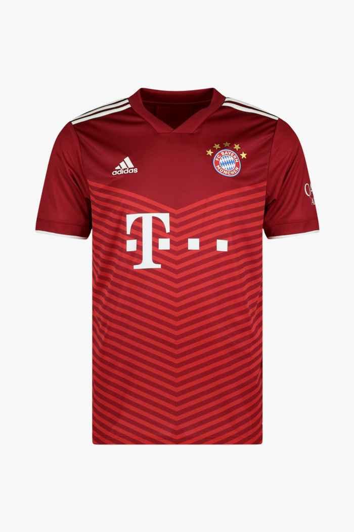 adidas Performance FC Bayern München Home Replica Kinder Fussballtrikot 1