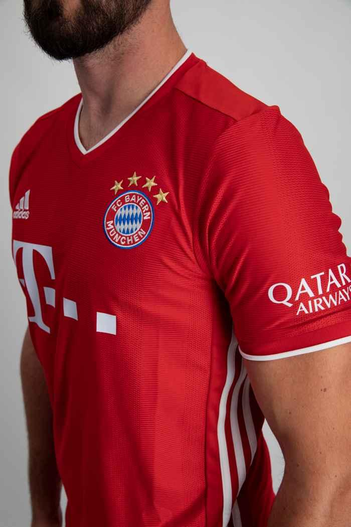 Compra FC Bayern München Home Replica maglia da calcio uomo adidas ...