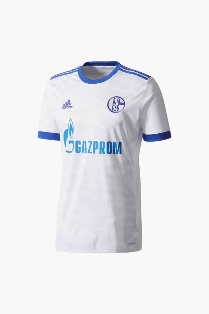 FC Schalke 04 Away Replica maglia da calcio uomo