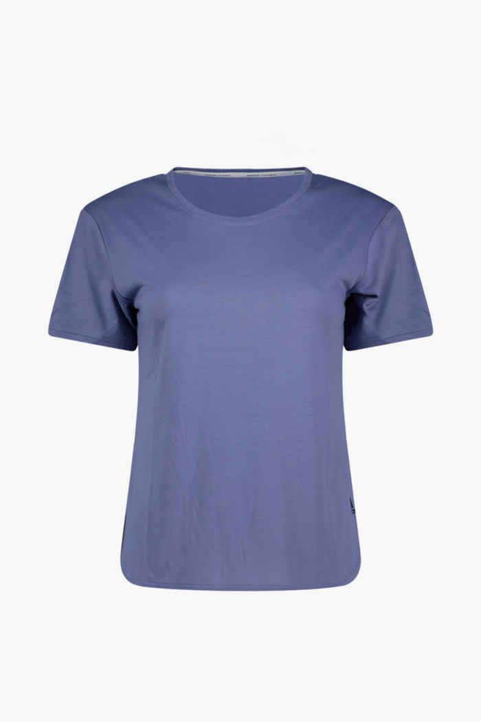 adidas Performance Go To 2.0 t-shirt femmes Couleur Lilas 1