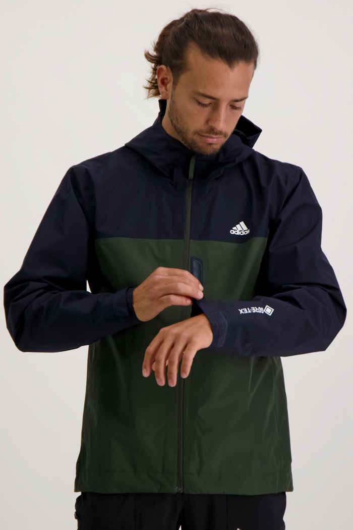 adidas Performance Gore-Tex® Paclite Herren Outdoorjacke 1