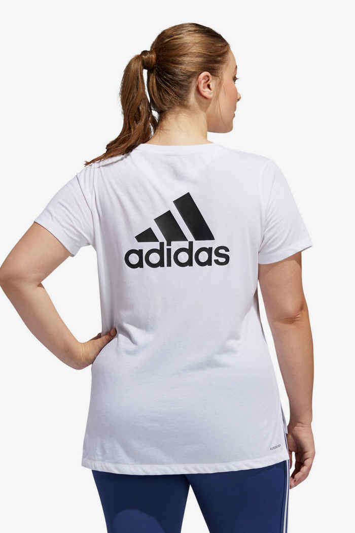 adidas Performance GoTo Plus Size t-shirt donna 2