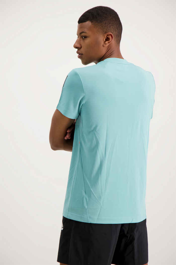 adidas Performance Heat.RDY Warrior Herren T-Shirt Farbe Aqua 2