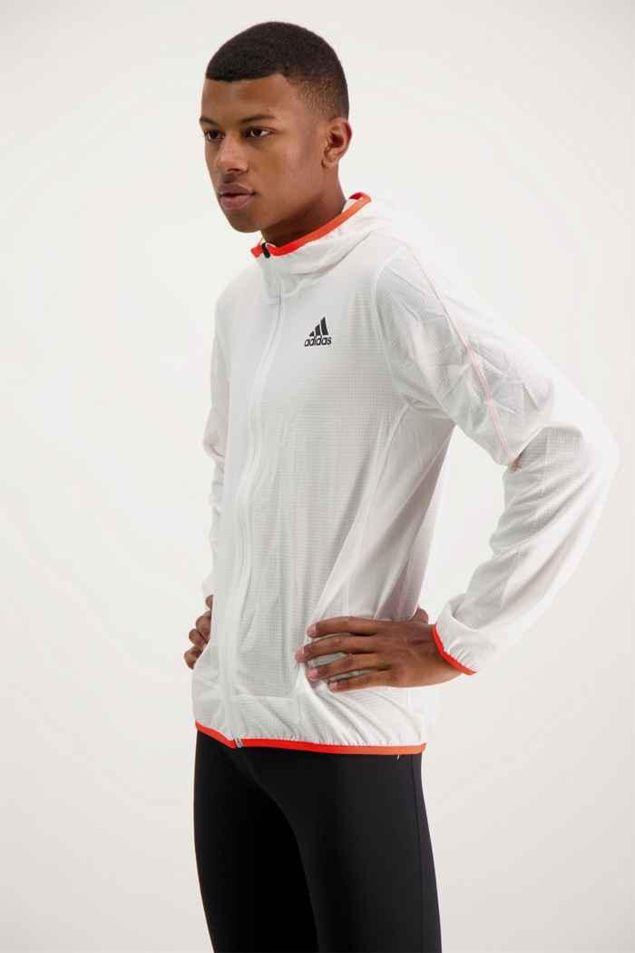 adidas Performance Heat.RDY Warrior Light Woven veste de sport hommes 1