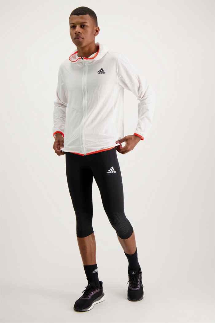 adidas Performance Heat.RDY Warrior tight 3/4 hommes 1