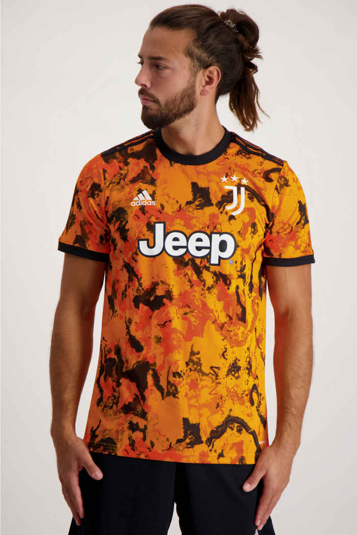 adidas Performance Juventus Turin 3rd Replica Herren Fussballtrikot 1