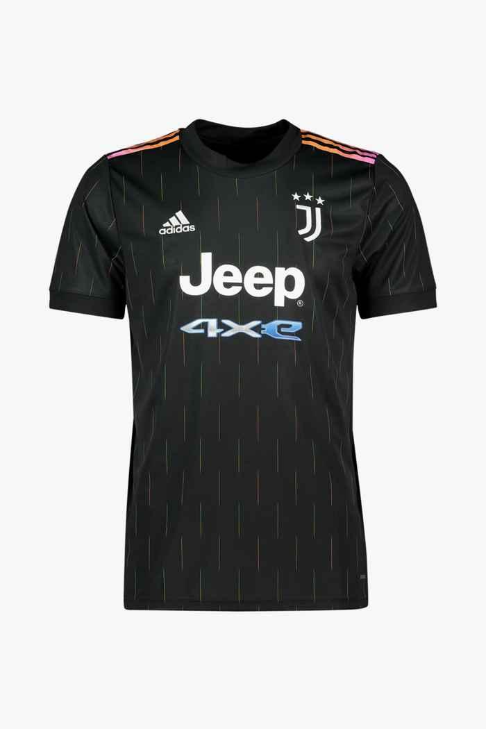 adidas Performance Juventus Turin Away Replica Kinder Fussballtrikot 1