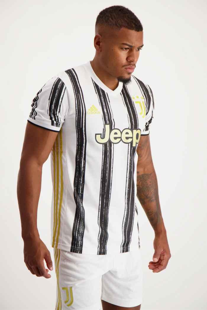 adidas Performance Juventus Turin Home Replica Herren Fussballtrikot 1