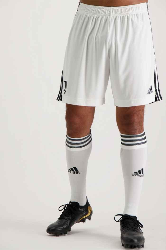 adidas Performance Juventus Turin Home Replica Herren Short 1