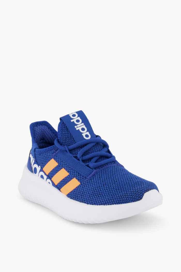adidas Performance Kaptir 2.0 K chaussures de course enfants Couleur Blanc 1