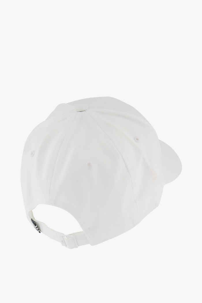 adidas Performance Lightweight Metal Badge Baseball Cap Farbe Weiß 2
