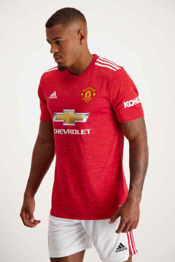 adidas Performance Manchester United Home Replica Herren Fussballtrikot 1