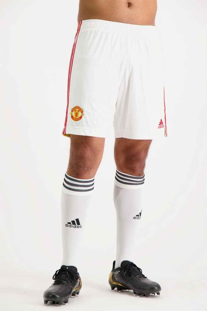 adidas Performance Manchester United Home Replica Herren Short 1