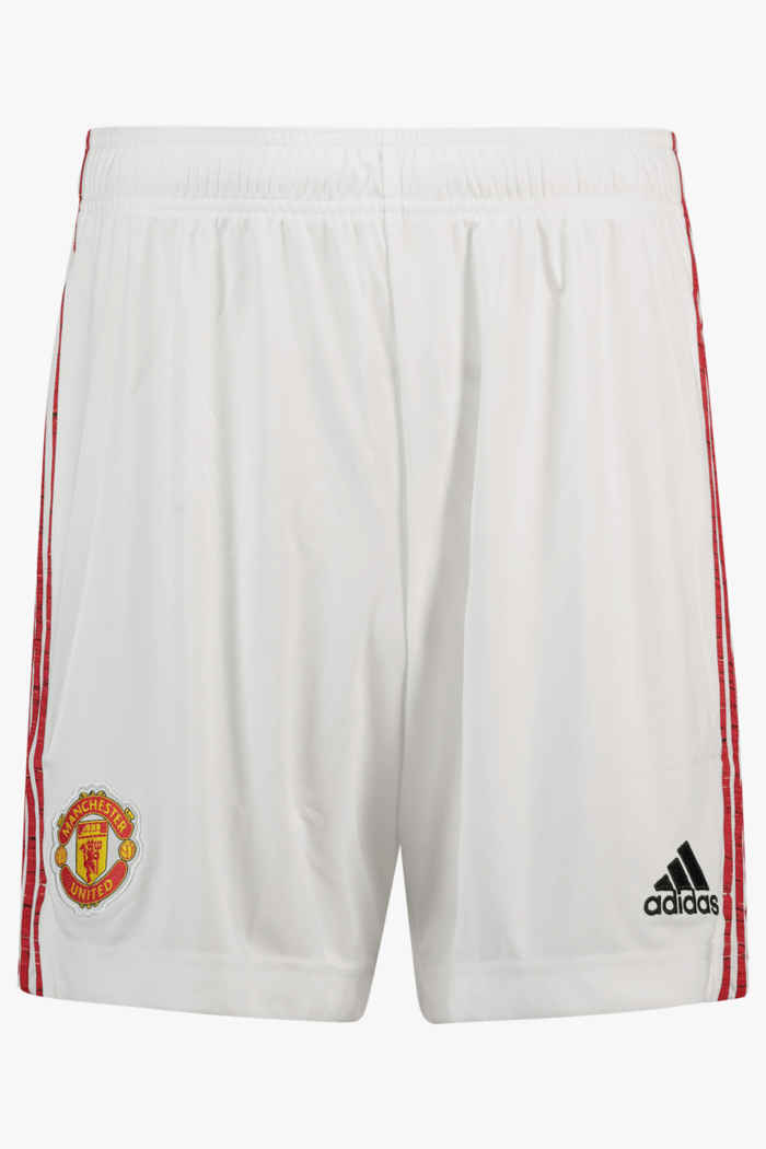 adidas Performance Manchester United Home Replica Kinder Short 1
