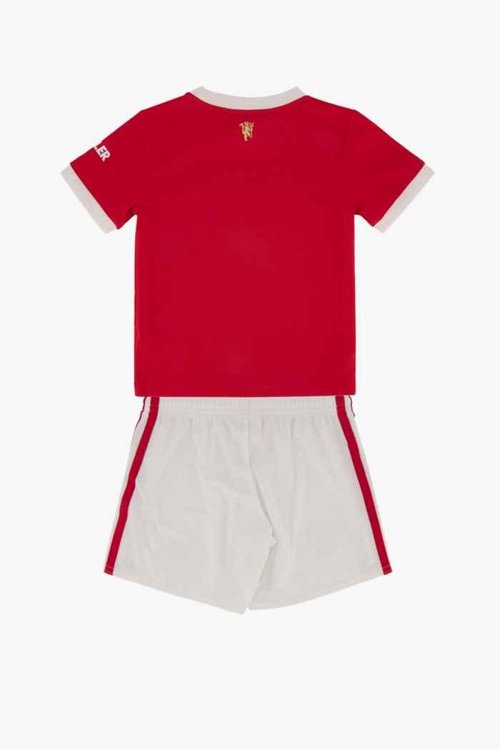 adidas Performance Manchester United Home Replica Mini Kinder Fussballset 2